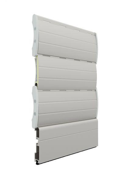 Tapparelle avvolgibili COMBI (PVC + Alluminio) - 896