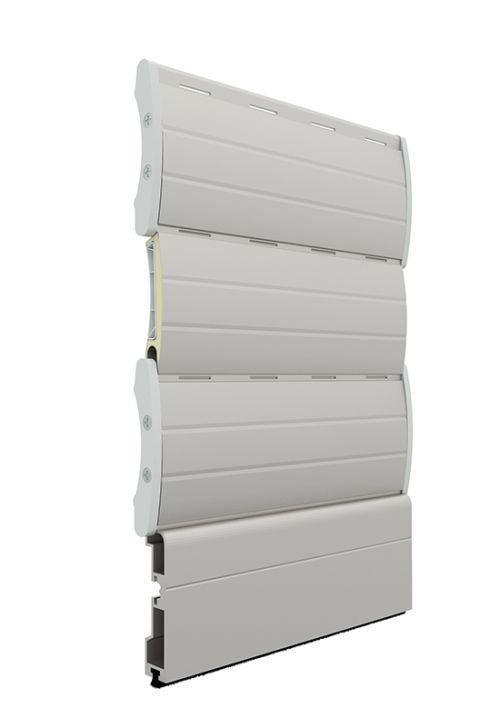 Tapparelle avvolgibili COMBI (PVC + Alluminio)
